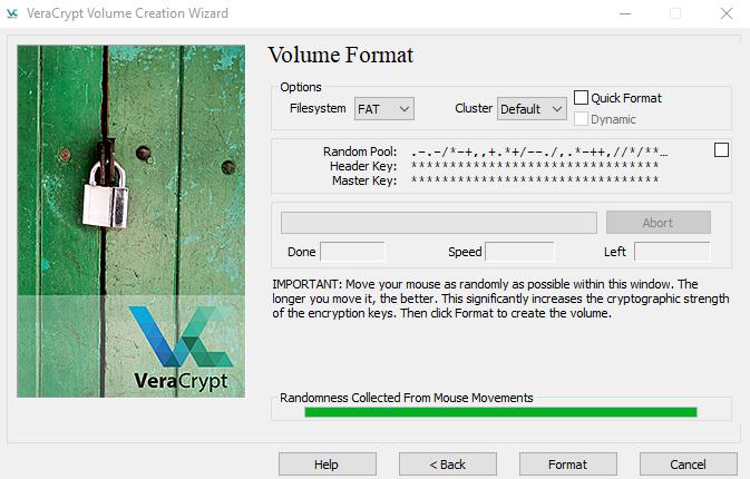VeraCrypt-setup-volume-format